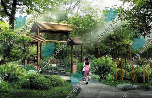 小型农家乐规划设计_建筑规划设计_度假村规划设计 .