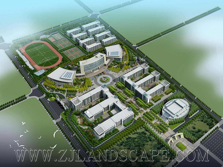 公共绿地景观设计 经典案例 浙江省风景园林设计院